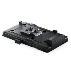 Voozu,Blackmagic URSA VLock Battery Plate,black,BMD00019 image here
