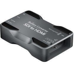 Battery Converter SDI to HDMI image here