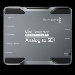 Voozu,Mini Converter H/Duty - Analog to SDI,black,BMD00044 image here