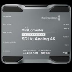 Voozu,Mini Converter H/Duty - SDI to Analog 4K,black,BMD00045 image here