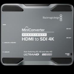 Mini Converter H/Duty - HDMI to SDI 4K image here
