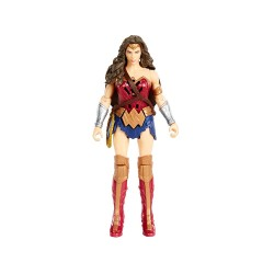 Justice League Movie Interactive Talking Heroes 6' Deluxe Figure - Wonder Woman image here