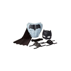 Justice League Cape and Cowl Batman Hero-Ready Set image here