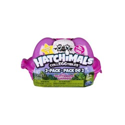 Hatchimals Colleggtibles 2 Pack Egg Carton image here