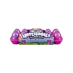 Hatchimals CollEGGtibles 12-Pack Egg Carton image here