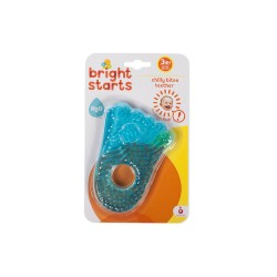 Bright Starts Chilly Bites Teether - Foot image here