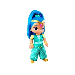 "Shimmer and Shine 12"" Deluxe Soft Talking Doll - Shine image here"