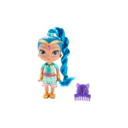 "Shimmer and Shine 6"" Basic Doll - Bedtime Shine image here"