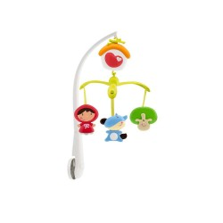Chicco Little Red Riding Hood Mobile (Multicolor) image here