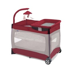 Chicco Lullaby Easy Playard Red Wave,7JVI-79151093 image here