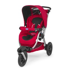 Chicco Activ3 Stoller (Red),7JVI-79370 image here