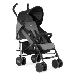 Chicco Echo Stroller with Bumper Bar (Coal),7JVI-79499022 image here