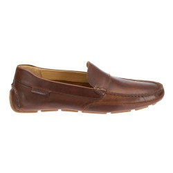 KEDGE VENETIAN M \ BROWN OILED WAXY LEATHER image here