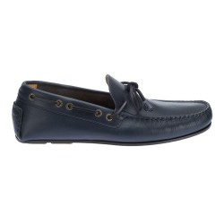 TIRSO TIE M \ NAVY LEATHER image here