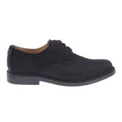 TURNER LACE UP WP M \ BLACK LEATHER image here