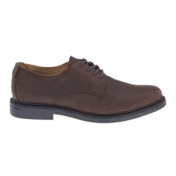 TURNER LACE UP WP M \ DARK BROWN LEATHER image here