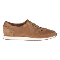 CHAZY DAYO \ TOSA TAN LEATHER SUEDE image here