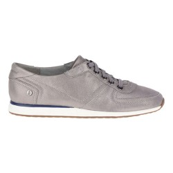CHAZY DAYO \ GREY SHIMMER LEATHER image here