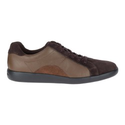 GROOVY HITCH \ BROWN LEATHER \ SUEDE image here