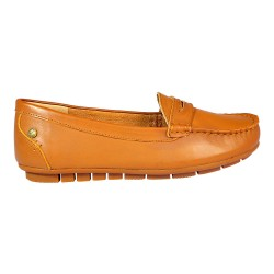GRACE PENNY \ CAMEL LEATHER image here