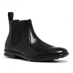 CARTER BOOT \ BLACK PORT LEATHER image here