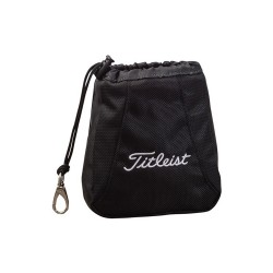 Titleist, Essential Valuable pouch, Black, TA6ESVP-0 image here