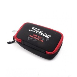 Titleist, Pouch Bag, Black, TA6TVPCH-BLACK image here