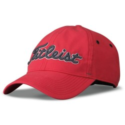 Titleist, Seersucker cap, Red, TH7ASRS - RED image here