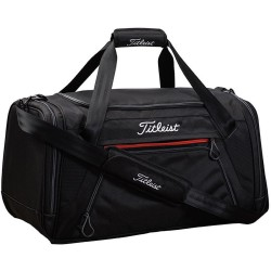 TITLEIST, ESSENTIAL DUFFEL BAG, Black, TA6ESDFL-0 image here