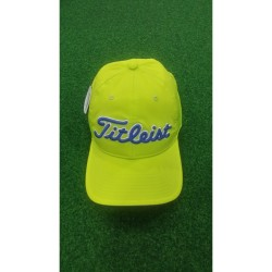 TITLEIST, TOUR TECH CAP, Green, TH6ATTFS-9 LIME image here
