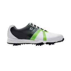 FJ SHOES ENERGIZE WHITE+BLACK+LIME image here