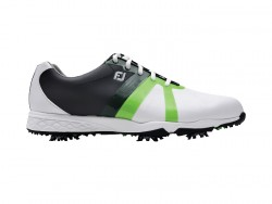 FJ SHOES ENERGIZE - WHITE+BLACK+LIME image here