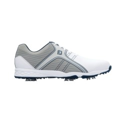 FJ SHOES ENERGIZE - White + Lt Grey image here