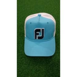 FJ,CAP MESH, Blue, FJHW1607 - LT.blue+white image here