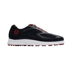 FJ SHOES SUPERLITES XP -  BLACK-RED image here