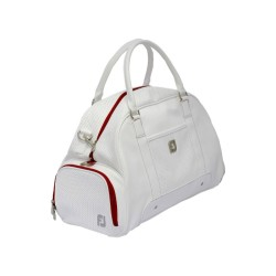 FJ, BOSTON BAG, WHITE, 31644 image here
