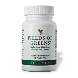 FOREVER LIVING FIELDS OF GREENS,068 image here