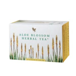 FOREVER LIVING ALOE BLOSSOM HERBAL TEA,200 image here