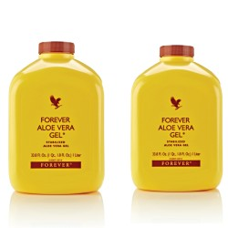 FOREVER LIVING ALOE VERA GEL SET OF 2,2X0015 image here