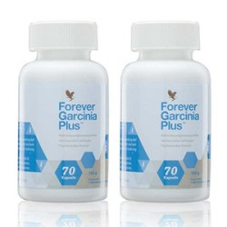 FOREVER LIVING GARCINIA PLUS (GARCINIA CAMBOGIA) X SET OF 2,2X071 image here