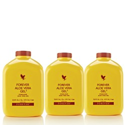 FOREVER LIVING ALOE VERA GEL SET OF 3,3X015 image here