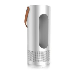 HAVIT | BLUETOOTH SPEAKER | SILVER image here
