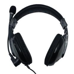 HAVIT | HEADPHONE | HV-H136D- GRAY BLACK image here