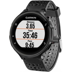 Garmin, Forerunner 235, Gray and Black, 010-03717-6G image here