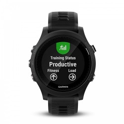 Garmin, Forerunner 935, GPS, Neutral, SEA, Black, 010-01746-16 image here