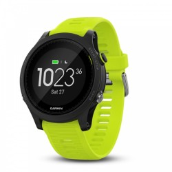 Forerunner 935, GPS, Force Yellow, SEA image here