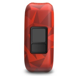 Garmin, Vivofit Jr. Broken Lava, Red, 010-01634-30 image here