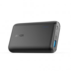 PowerCore Speed 10000 with Quick Charge 3.0 UN Black image here