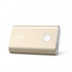 PowerCore+ 10050 with Quick Charge 3.0 UN Golden image here
