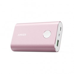 Anker PowerCore+ 10050 Portable Charger Pink image here